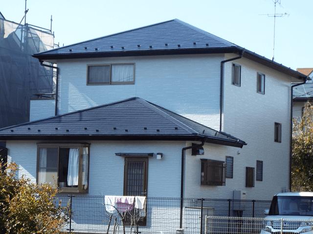 栃木県小山市の施工事例 施工後