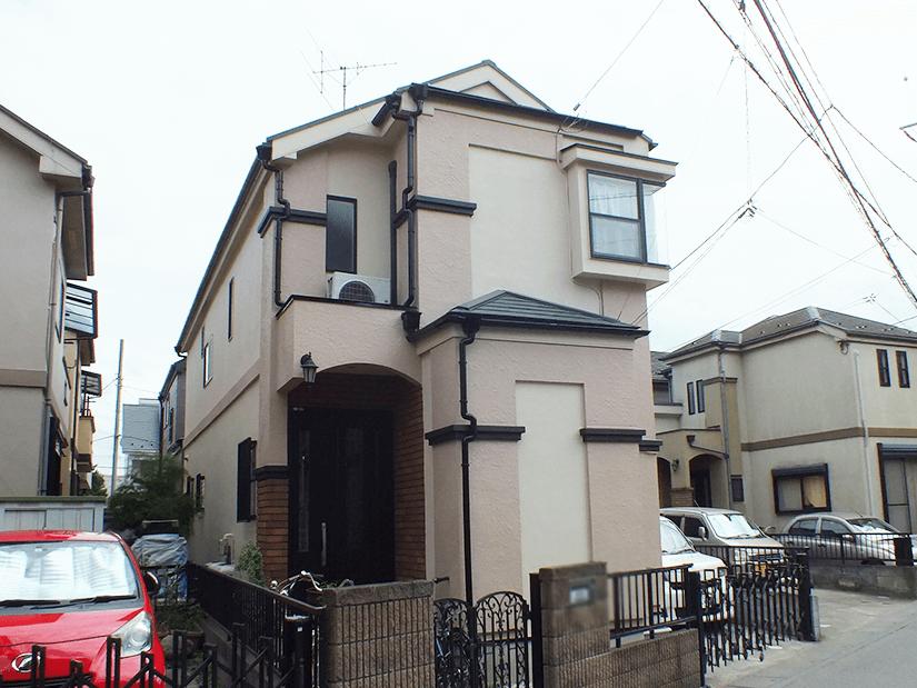 上尾市の施工事例 施工後写真